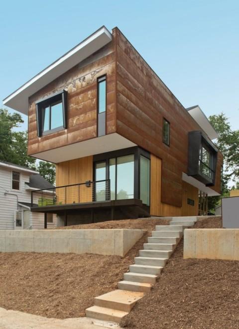 House by The Raleigh Architecture Company