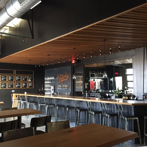 Trophy Brewing's Taproom